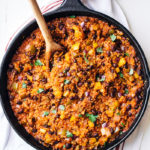 One Skillet Mexican Quinoa 22