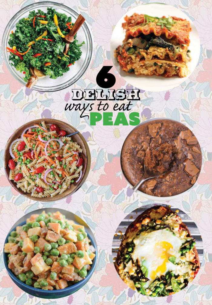 Round Up Peas