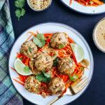 Thai Quinoa Balls 0