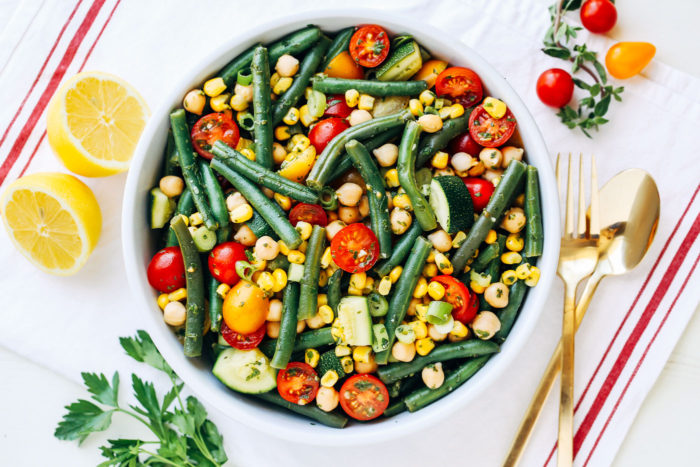 Summer Green Bean Salad 0