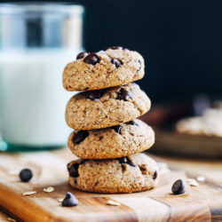 Vegan Almond Meal Cookies