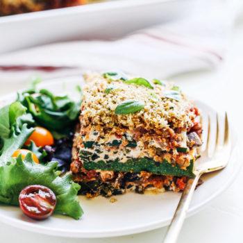 Zucchini Lasagna 0