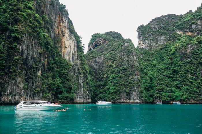 Pileh Lagoon Thailand