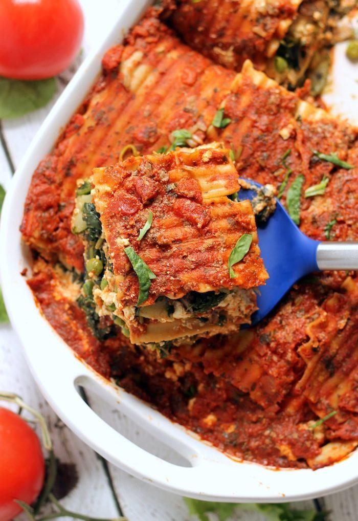 The Best Easy Vegan Lasagnafrom Hummusapien