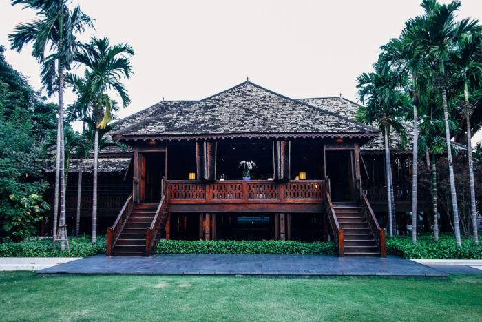 137 Pillars House Chiang Mai Thailand
