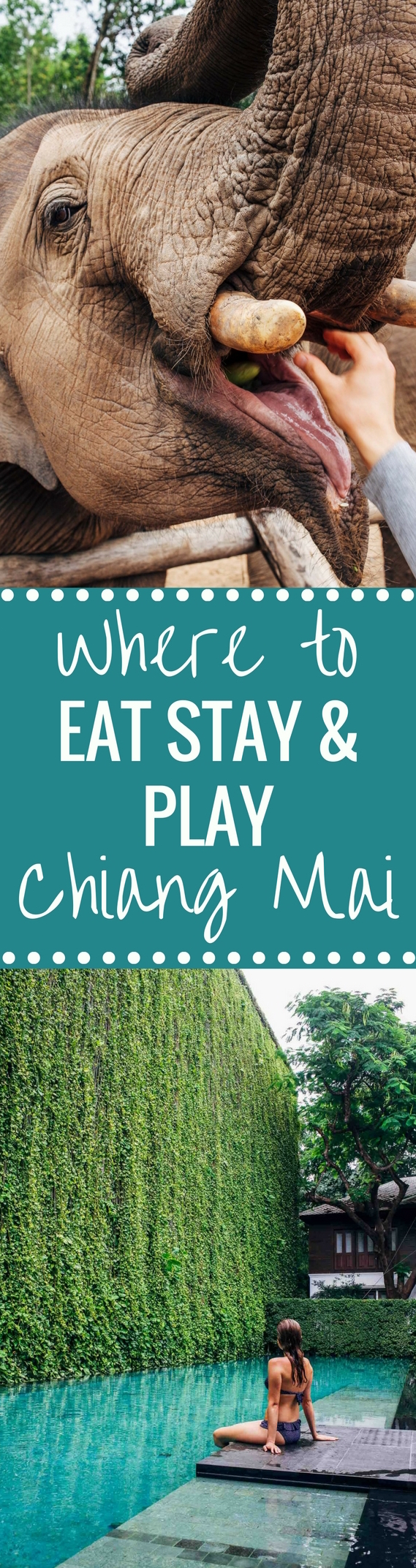 Travel Guide for Where to Eat, Stay & Play in Chiang Mai, Thailand