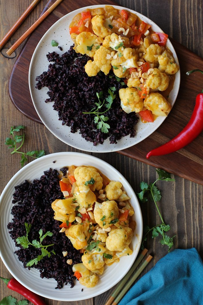 6-Ingredient 30-Minute Vegetarian Curryfrom The Roasted Root
