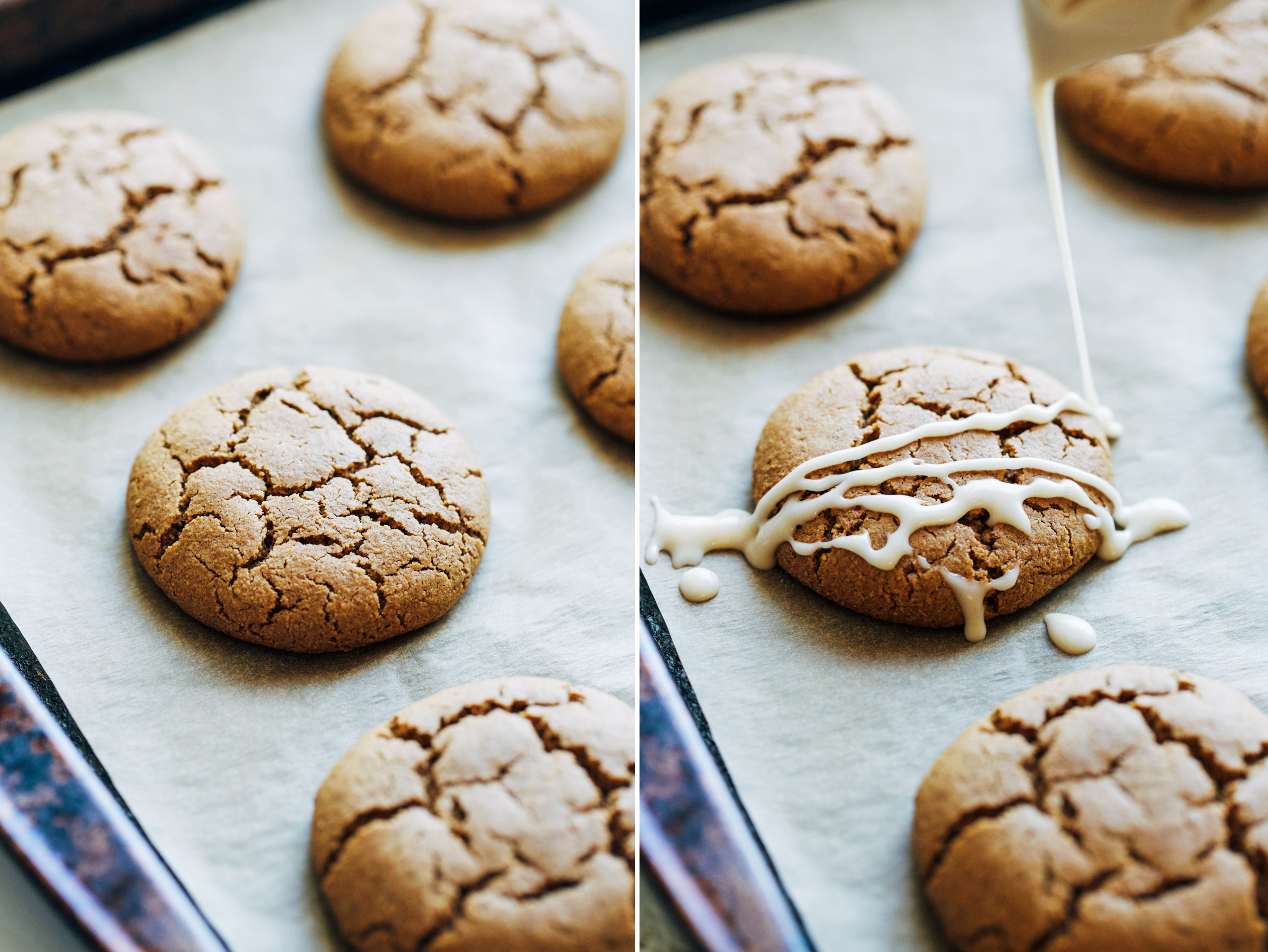Vegan Pumpkin Spice Cookies - Making Thyme for Health