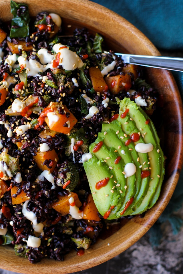 Garam Masala Vegetable Bowls from The Roasted Root