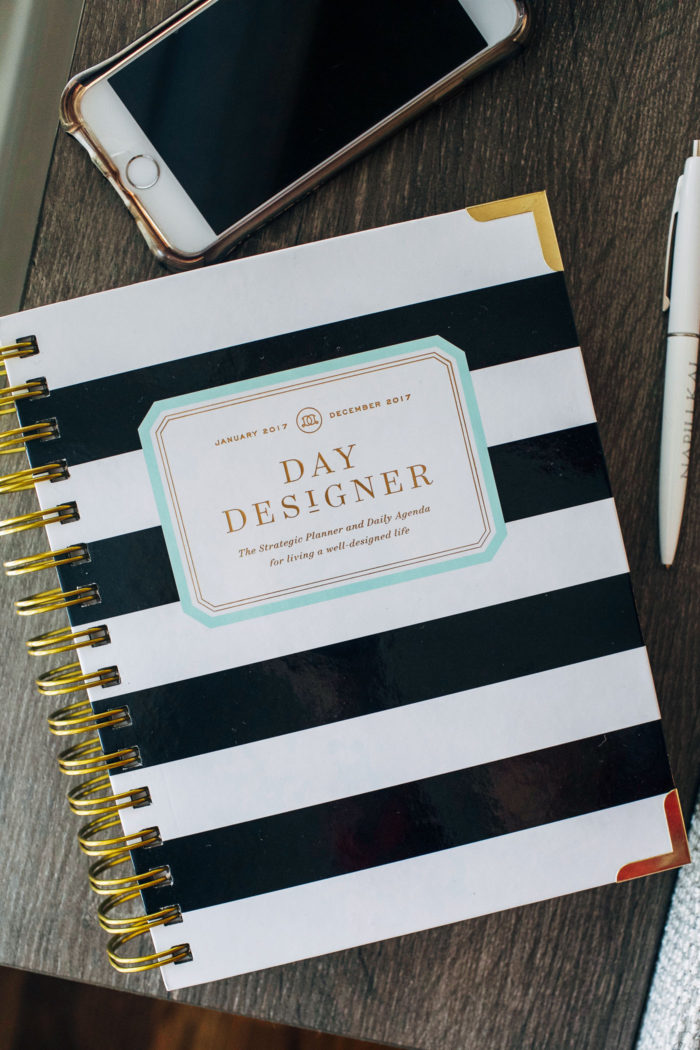 Day Designer Planner | December Favorites