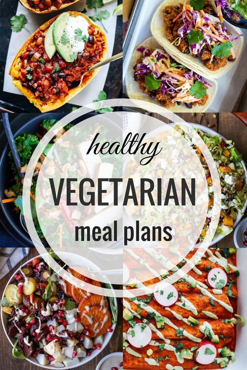 Healthy Vegetarian Meal Plans Week 31 Making Thyme For Health