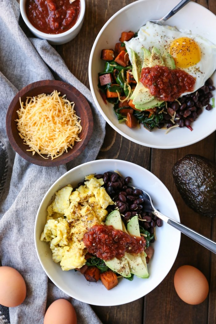 The Ultimate Healthy Breakfast Bowls from The Roasted Root