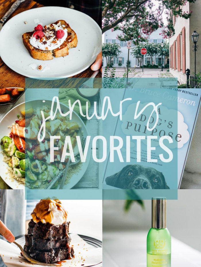 January Favorites | Making Thyme for Health
