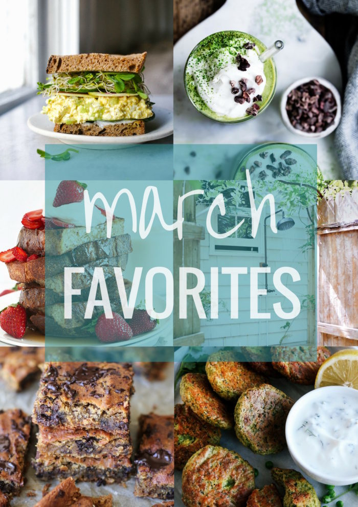 March Favorites | Making Thyme for Health
