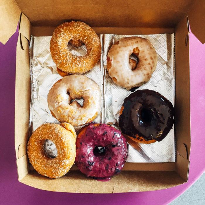 Nana's Donuts Charleston SC (vegan)