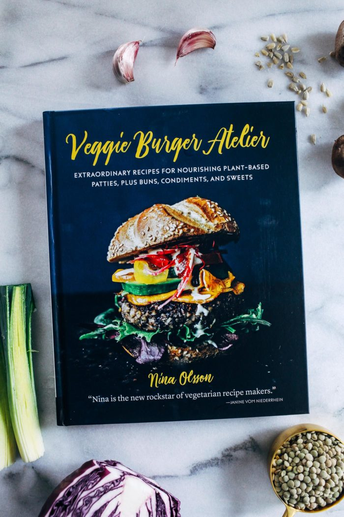 Nina's Berliner Burgers- inspired by old-school Berlin kiosk foods, this modern burger is topped with purple kraut and curry ketchup, two iconic German street foods. Packed full of flavor and plant-based protein, it's sure to be a favorite!