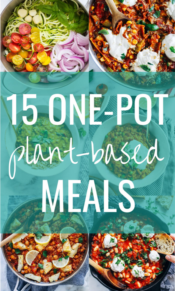 15 One Pot Plant Based Meals Making Thyme For Health