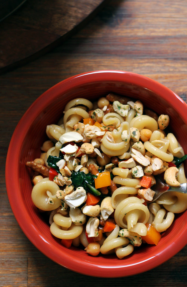 Asian Pasta Saladfrom Eats Well With Others